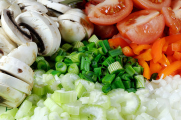 Fresh Prepared Vegetables