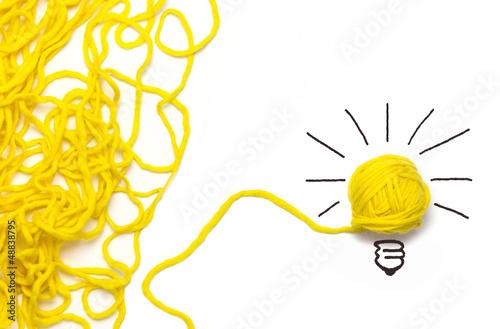 Den Weg zur Lösung finden - Konzept - 48838795
