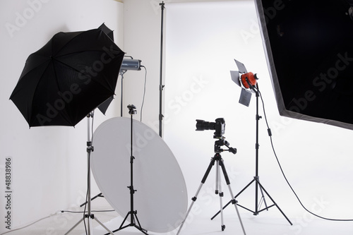 Photography studio equipment