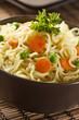 Homemade Quick Ramen Noodles