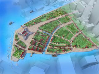 New York | New Amsterdam settlement
