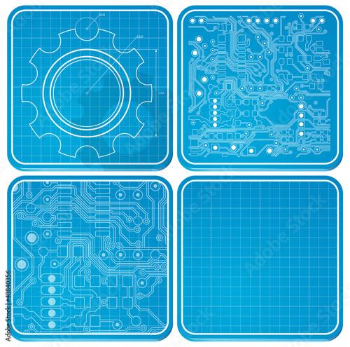 Blueprints, iOS style