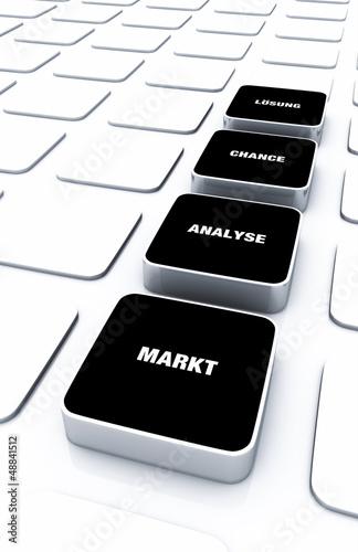 Pad Konzept Schwarz - Markt Analyse Chance Lösung 6