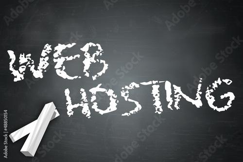 "Blackboard ""Web Hosting"""