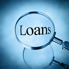 search for a loan