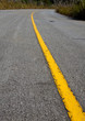 yellow curve highway street line