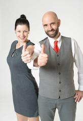 Erfolgreiche Partner
