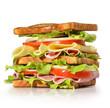 Sandwich gigante.