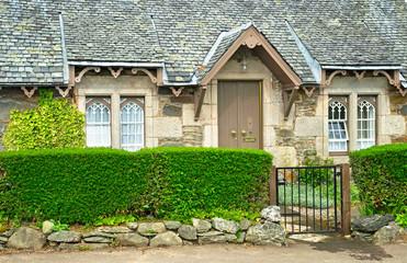 Nice scottish house