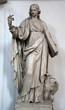 Vienna - Statue of st. John the Evangelist