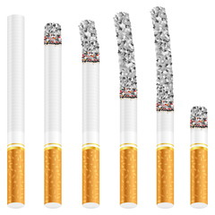 cigarette set