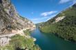 Koman-Fierza Lake, Albania
