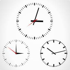 Uhren Vektor