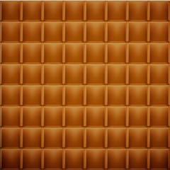 Chocolate texture.