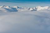 Tatry ponad chmurami