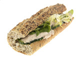Tuna and Mayonnaise Baguette