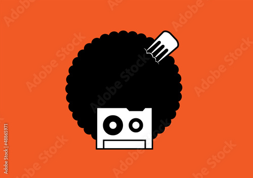 Afro record