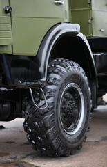 army truck wheel