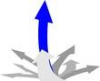 symbolique bleue