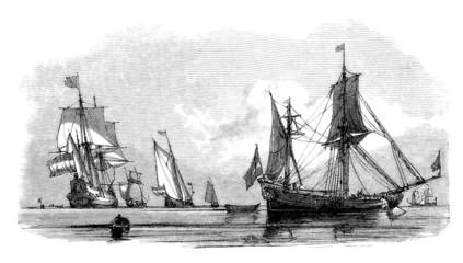 Ships 17th century