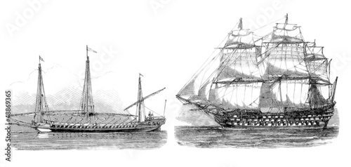 Ships - 17th & 18th century