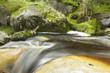 Fototapeten,idyllisch,rivers,wasserfall,grün