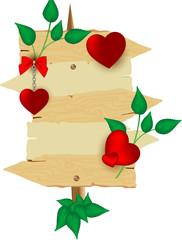Cartello - San Valentino