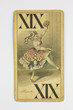 Very old tarock card_19