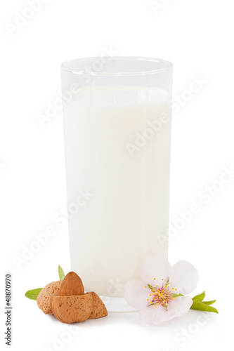 Almond milk VI