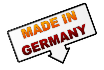 Icon made in germany