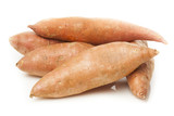 Fresh Organic Orange Sweet Potato