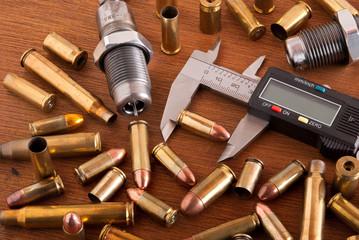 Reloading ammo