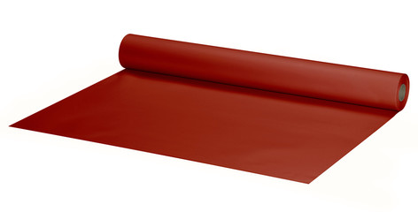 wide red roll