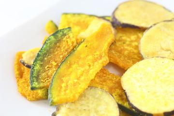野菜チップ