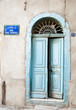 Wooden Tunisian Door