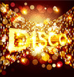vector disco background