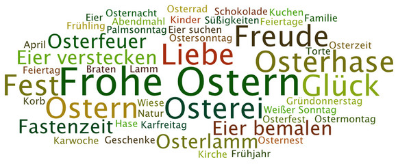 Froher Ostern