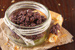 tapenade aus kalamata oliven