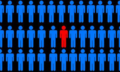 Gruppe und Individuum