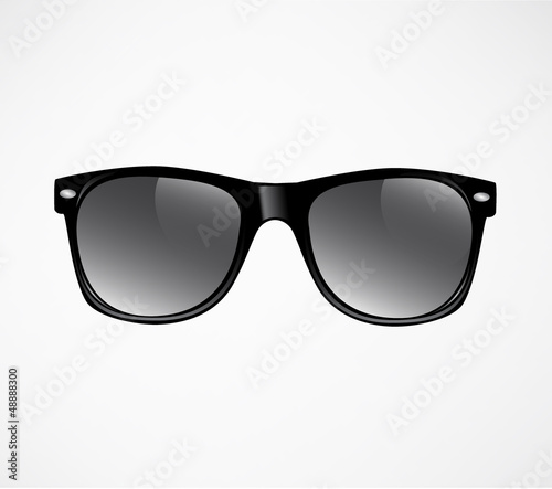 Sunglasses vector illustration background - 48888300