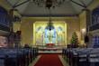 Interior of the Arvidsjaur Church, Sweden