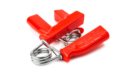Red hand trainer