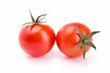 isolated tomato