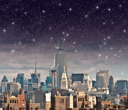 Fototapeten,antennen,amerika,american,architektur