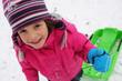 zimowa zabawa