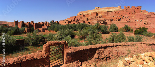 Ait Ben Haddou at Morocco