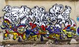 Fototapete Graffiti - Graffiti - Graffiti