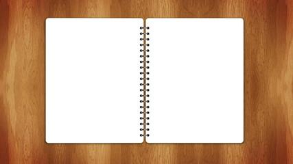 Book, Open / Close Loop - HD1080