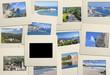 diapositives de Corse, fond à compléter