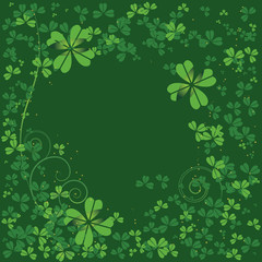 St.Patrick`s day background